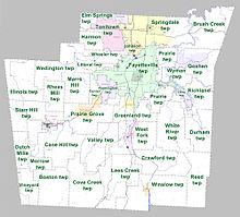 Washington County Arkansas Wikipedia