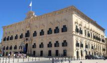 Castille Valletta Malta