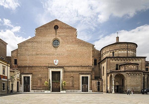 帕多瓦主教座堂 - Wikiwand
