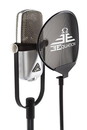 English: Studio microphone Equation Audio F.20...