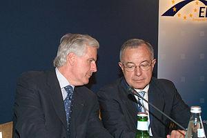 EPP debates on EU Constitution - Paris 8-9 Mar...