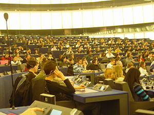 Terrorism forum on the European Parliament (St...