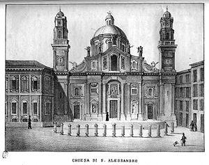 Iglesia de San Alessandro in Zebedia  Wikipedia la