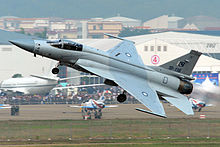 JF-17 Thunder.