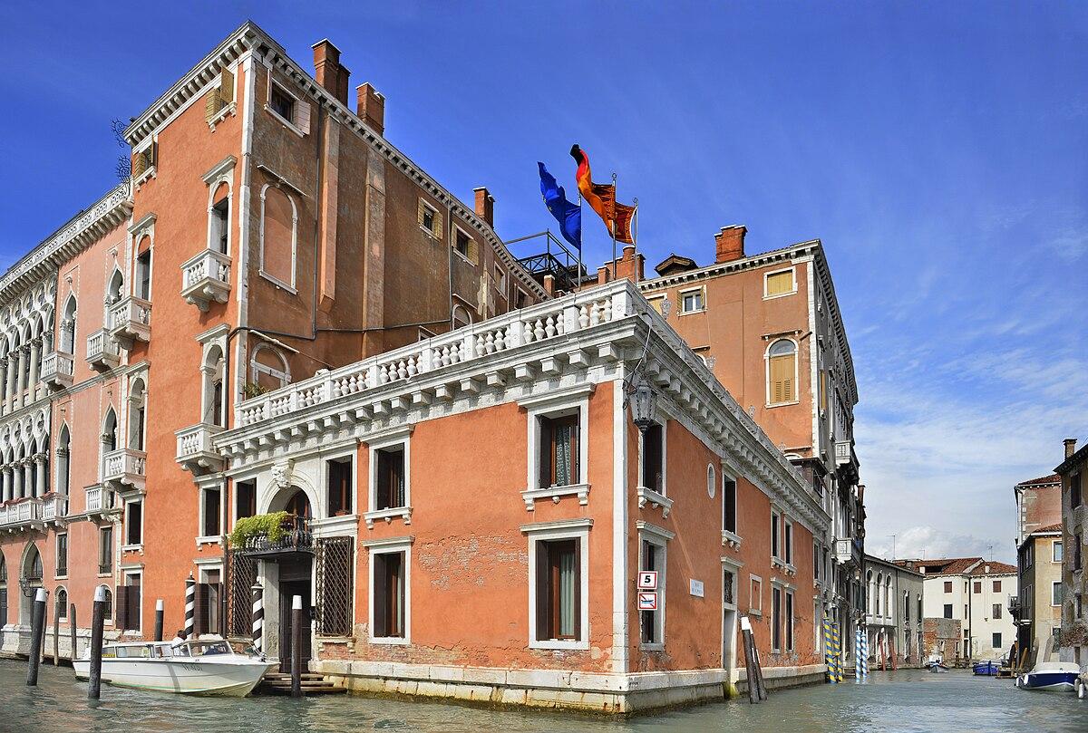 Deutsches Studienzentrum in Venedig  Wikipedia