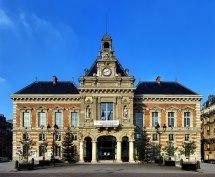 Mairie Du 19e Arrondissement De Paris Wikipdia
