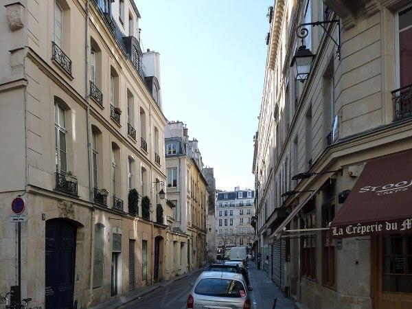 Rue Des Fontaines-du-temple Wikipdia