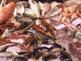 Pesce al mercato 2