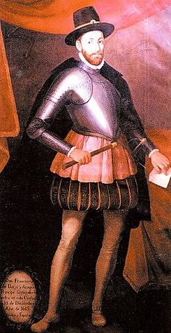 Resultado de imagen para Francisco de Borja y Aragon
