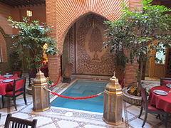 Riad Wikipdia