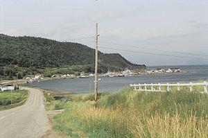 West coast of Newfoundland including Port au P...