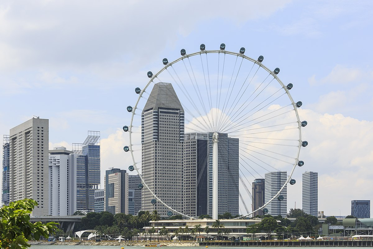 Liquidation World Flyer Singapore Flyer Wikipedia