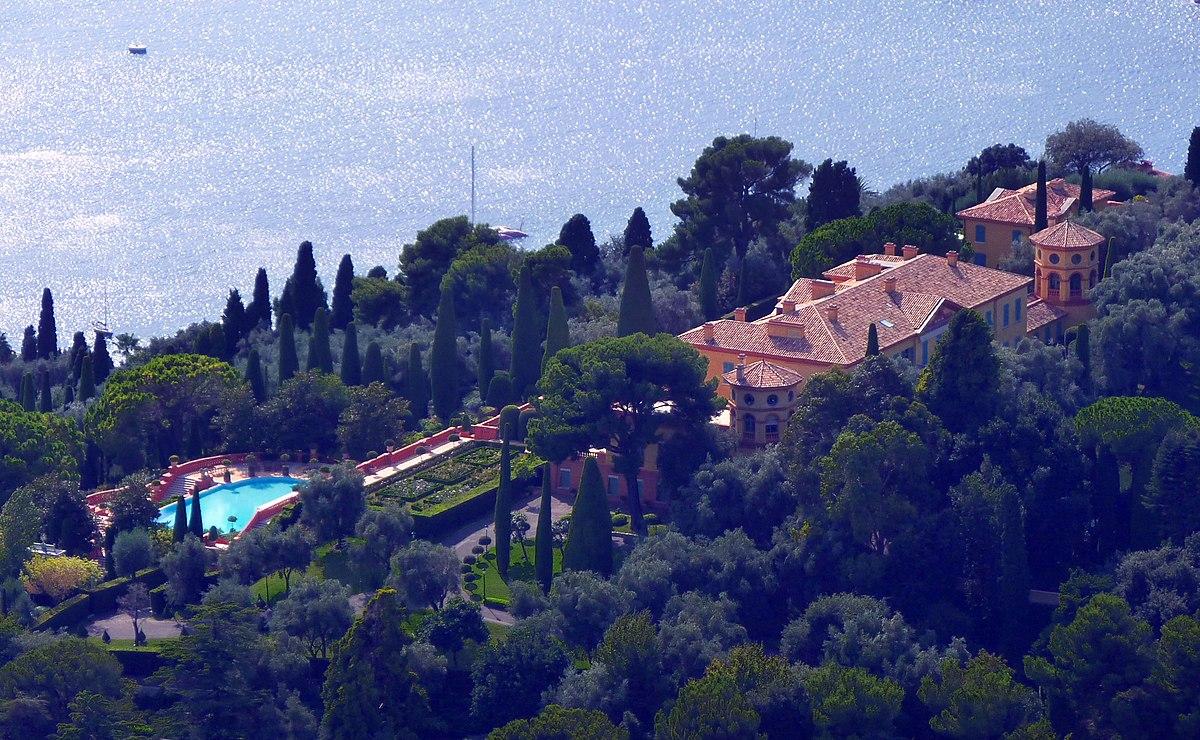 Villa Leopolda  Wikipedia