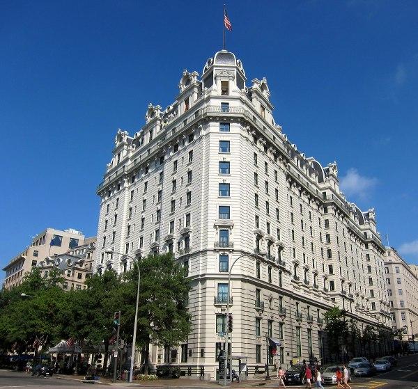 Willard Intercontinental Washington - Wikipedia