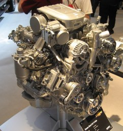 for the 2001 model year general motors finally replaced the detroit diesel 6 2l and 6 5l turbodiesel v8 s they had been using for 20 years with a new 6 6l  [ 1280 x 960 Pixel ]