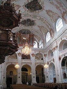 Jesuitenkirche Luzern  Wikipedia