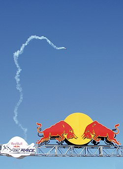 Mostra da Red Bull Air Race World Series em San Francisco