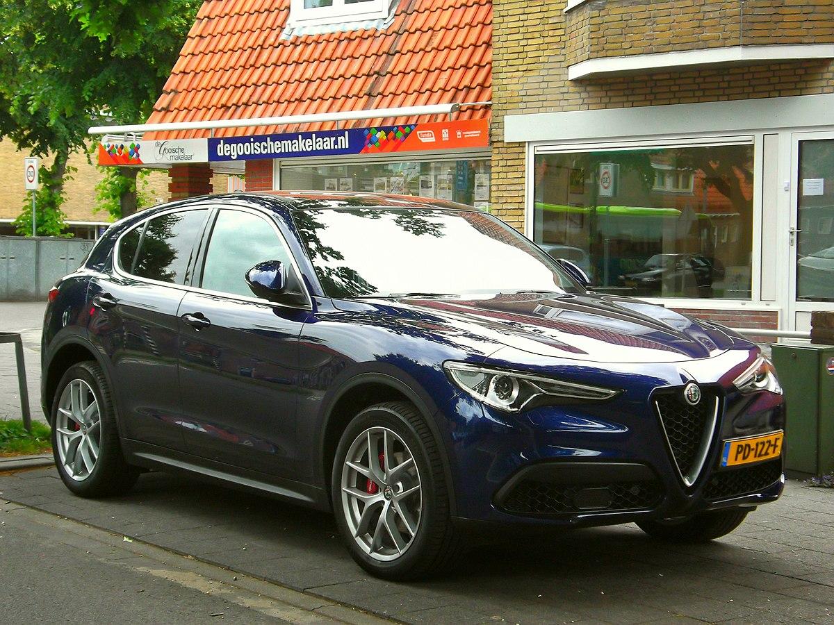 Alfa Romeo Stelvio Wikipedia