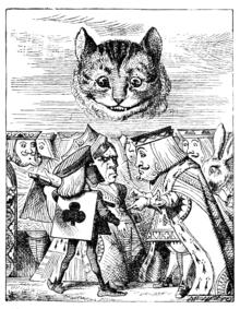 Chat Alice Au Pays Des Merveille : alice, merveille, Cheshire, Wikipédia