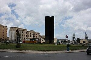 Antimafiadenkmal Palermo
