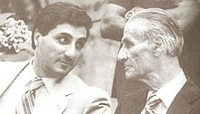 Bashir e Pierre Gemayel