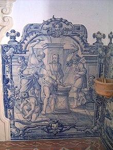 Azulejo De La Sala