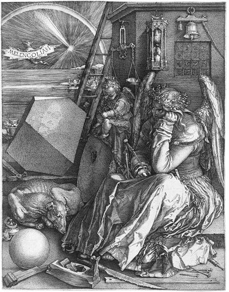 File:Dürer Melancholia I.jpg