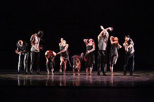 dance wikipedia