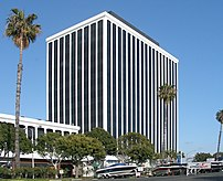 The office tower in :en:Marina Del Rey, Califo...