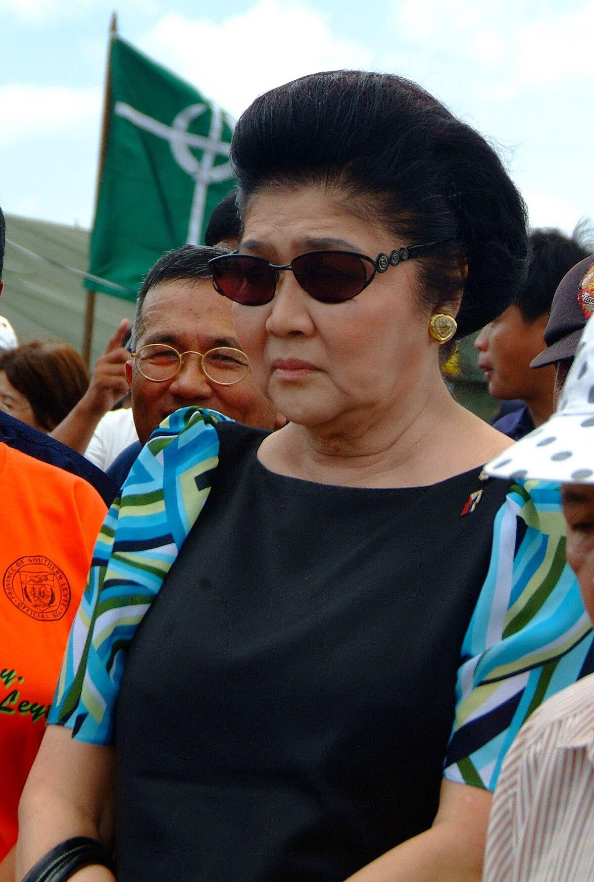 Imelda Marcos Wikiquote