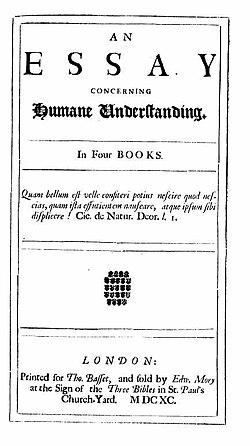 Essai Sur L Entendement Humain : essai, entendement, humain, Essai, L'entendement, Humain, Wikipédia