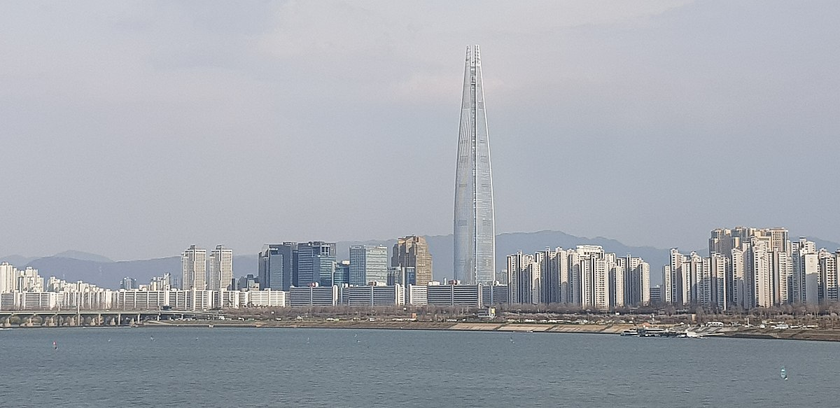 Lotte World Tower Wikipedia