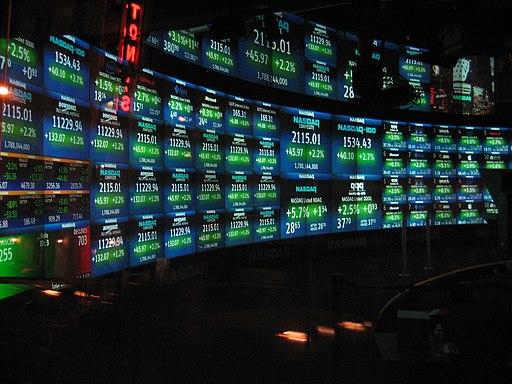 NASDAQ studio