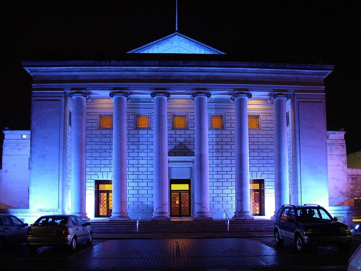 Southampton Guildhall  Wikipedia