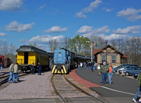 Mid-continent Railway Museum - Wikipedia
