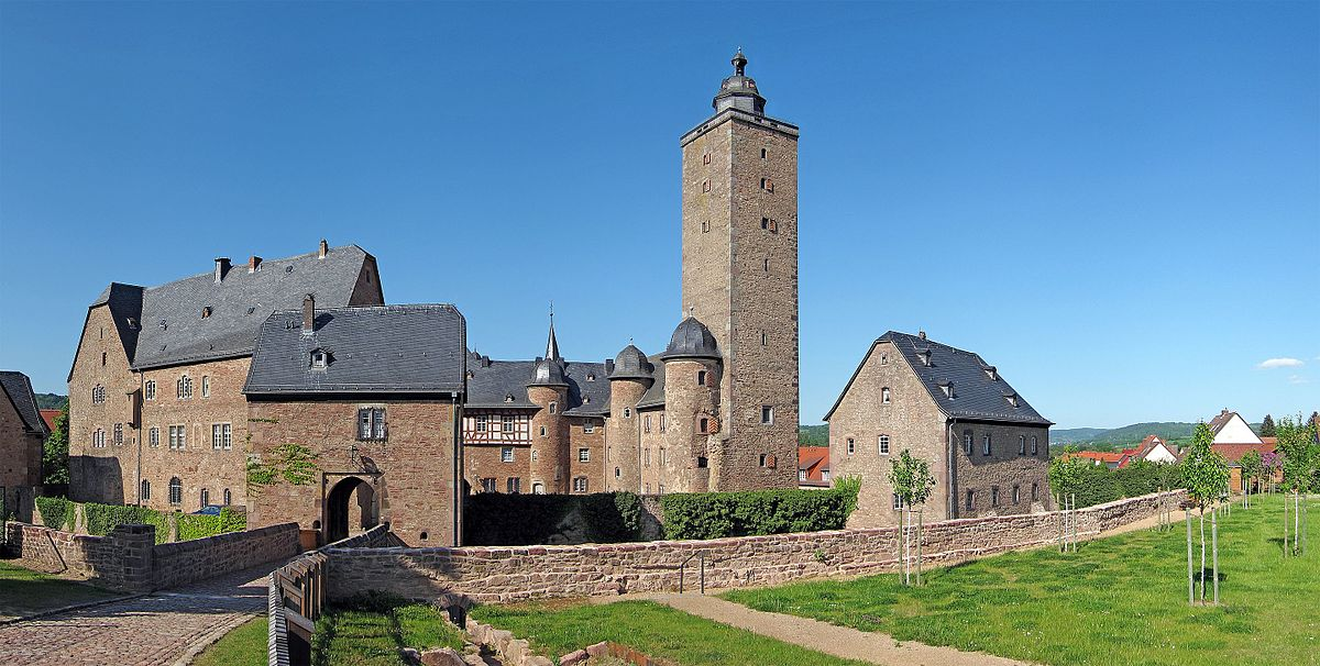 Schloss Steinau  Wikipedia