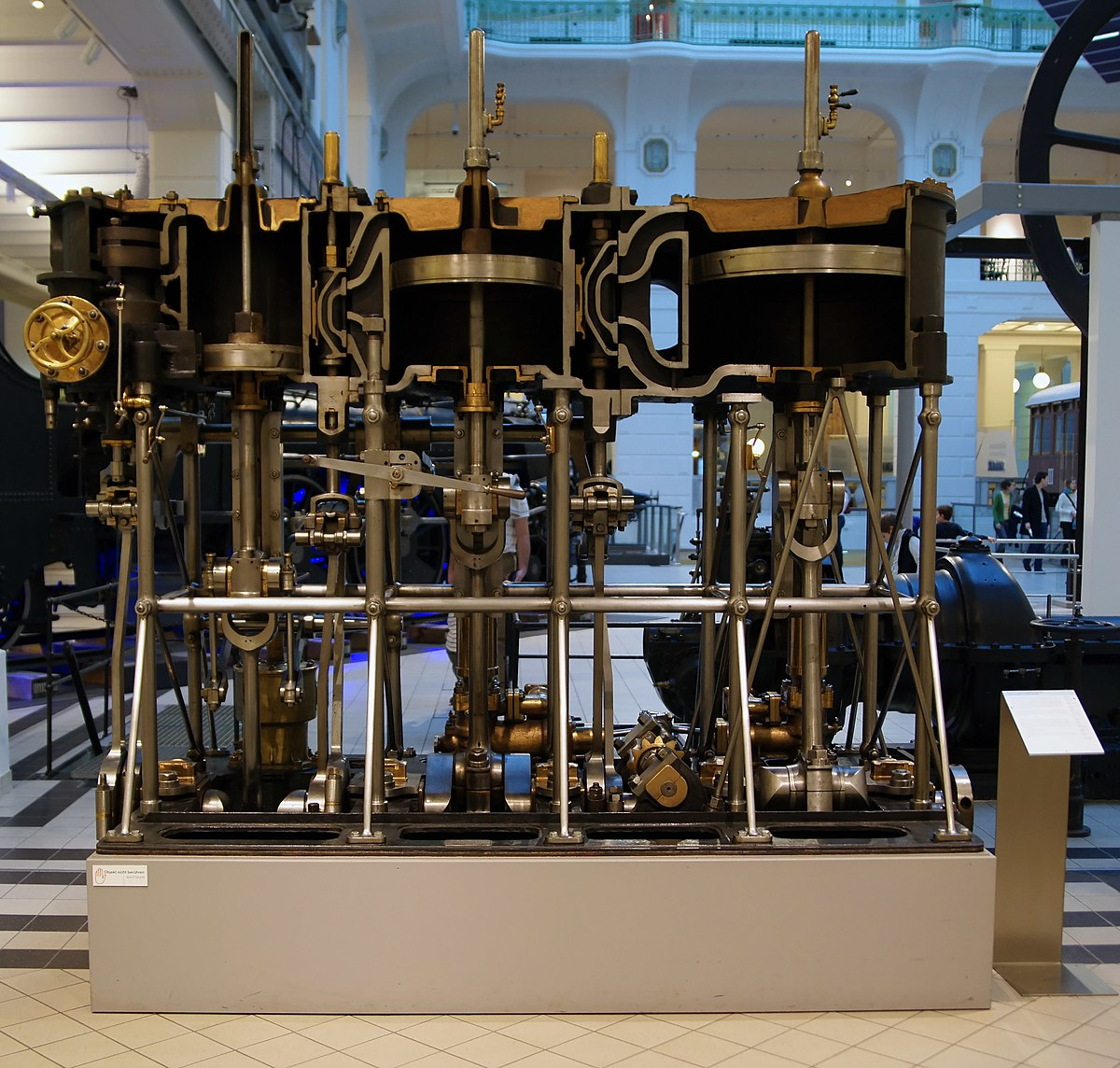 diagram of titanic ship erd for inventory system compound steam engine - wikipedia
