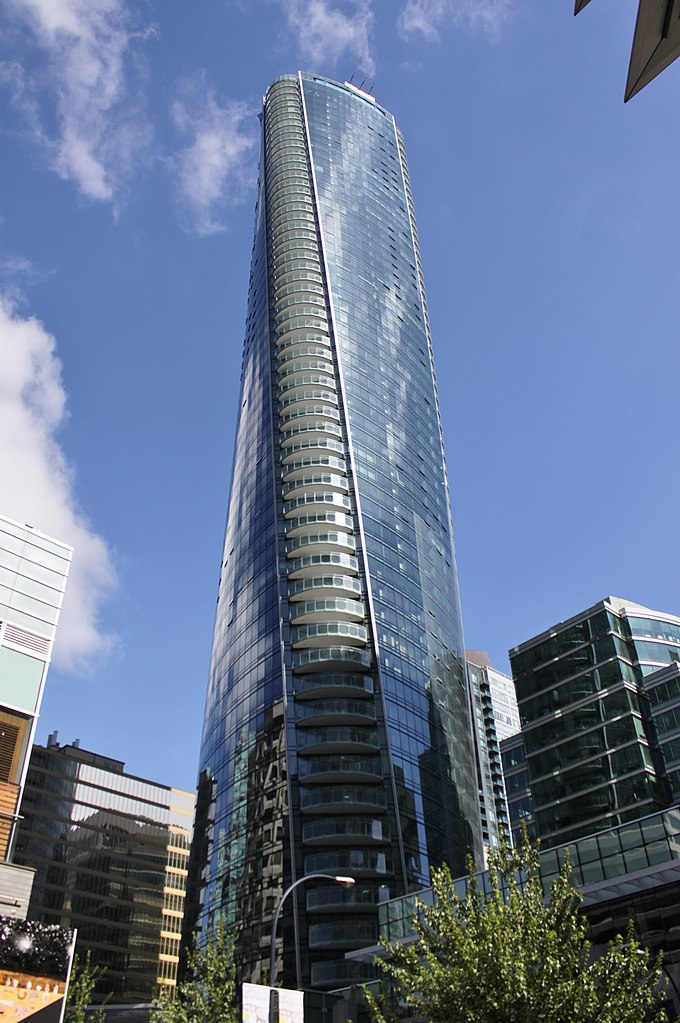 File Trump Tower Vancouver August 2016 Jpg Wikipedia