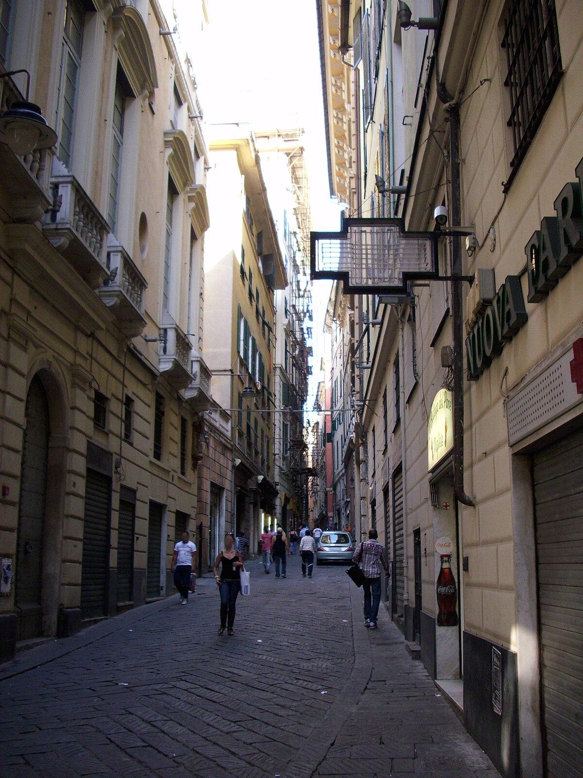 Via del Campo  Wikipedia