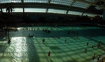 World Waterpark, West Edmonton Mall, Edmonton,...