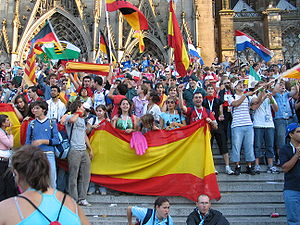 World Youth Day in Cologne