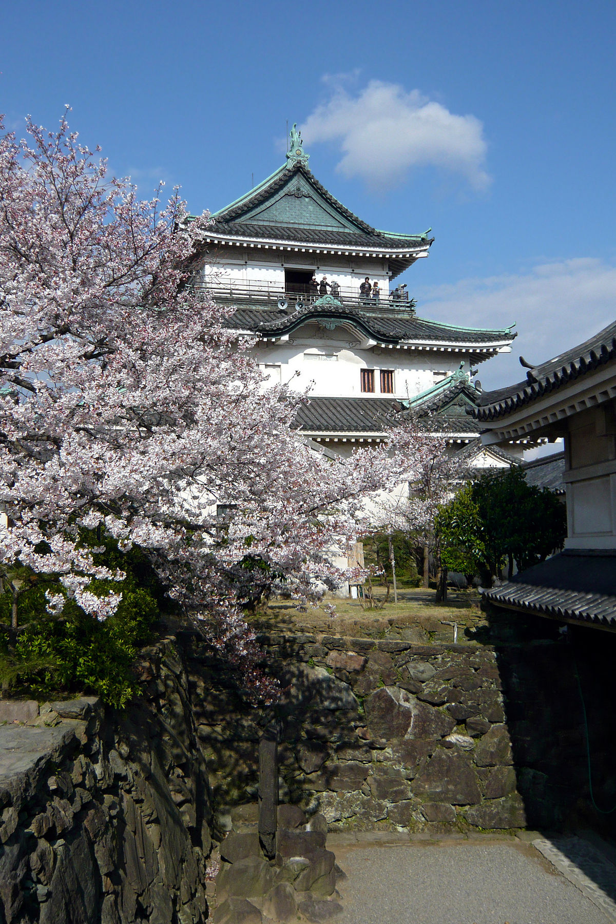 Wakayama Castle Wikipedia