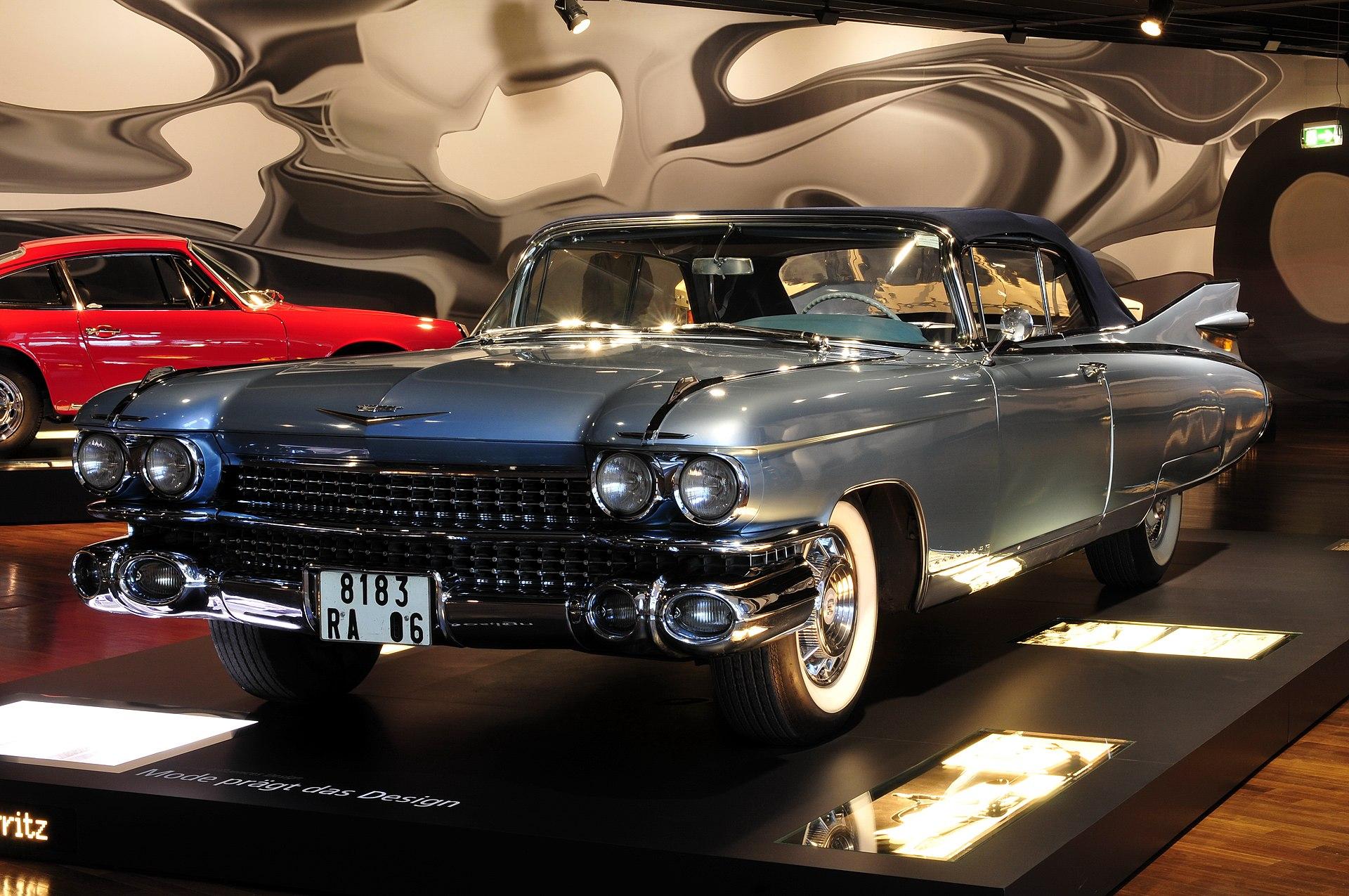 56 Buick Wiring Diagram Cadillac Eldorado Wikipedia