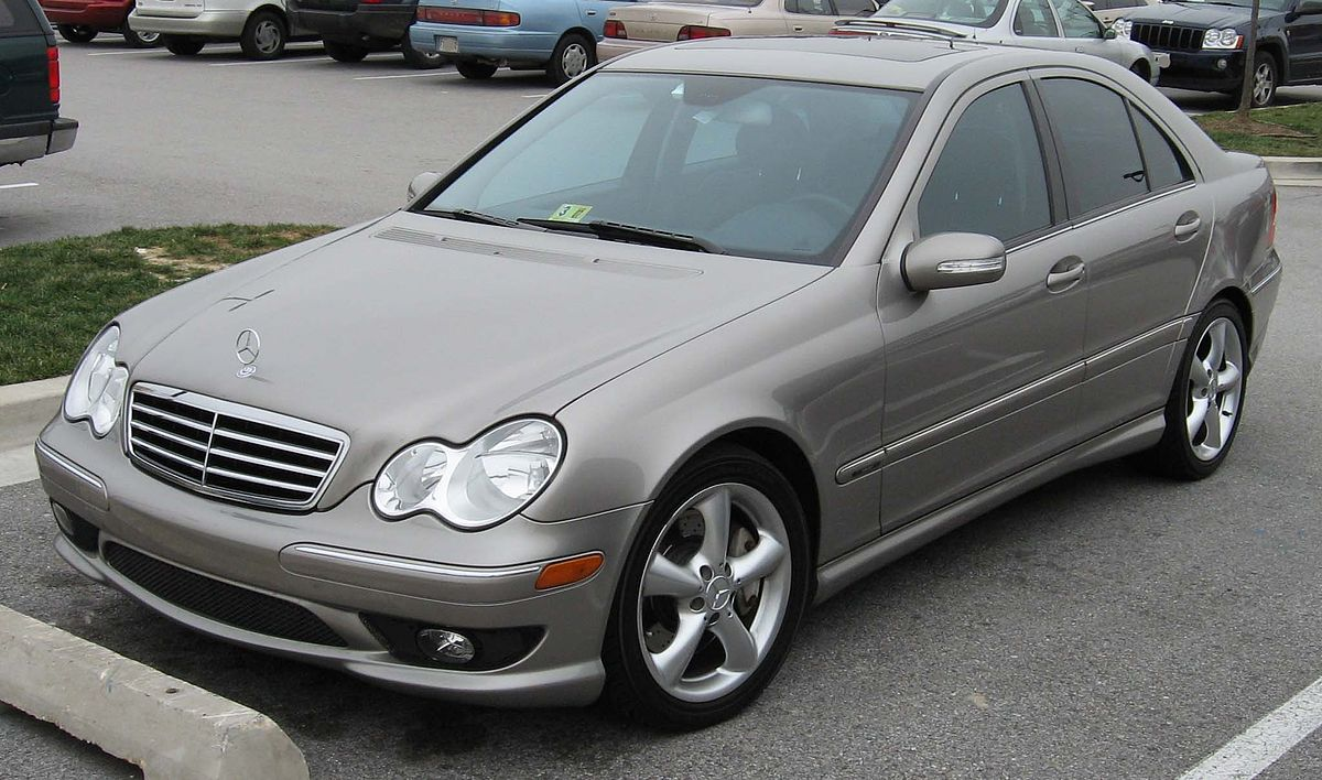 Mercedesbenz W203 — Википедия