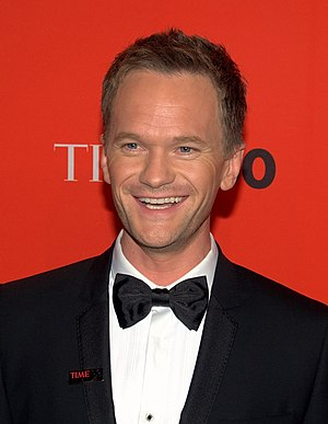 Actor Neil Patrick Harris at the Time 100 Gala...