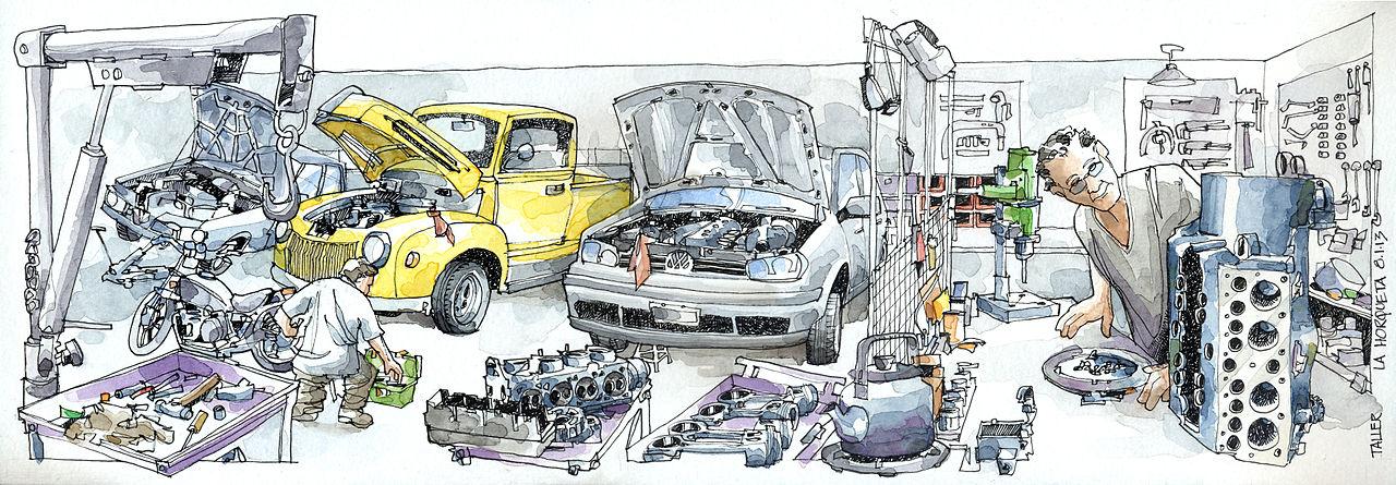 Fileauto Repair Shopjpg  Wikimedia Commons