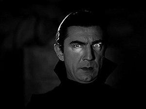 English: A screenshot from Dracula Italiano: U...