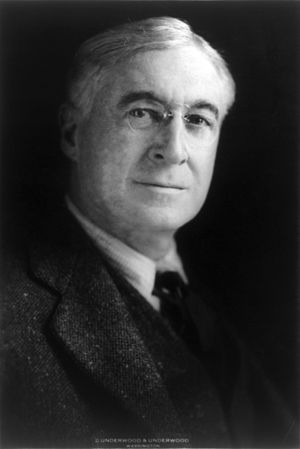 English: Bernard Baruch