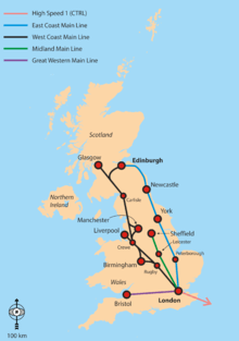 Rail Transport In Great Britain Wikipedia