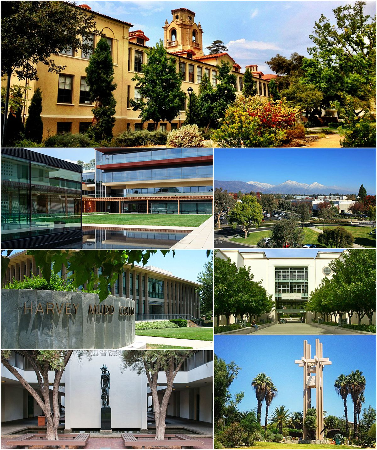 Claremont Colleges  Wikipedia